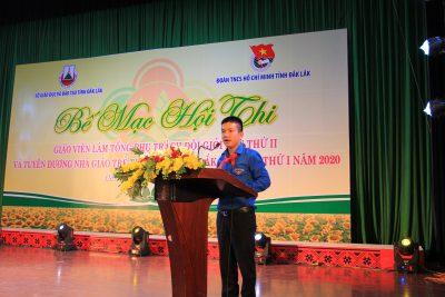 Đắk Lắk: Bế mạc Hội thi giáo viên làm tổng phụ trách đội giỏi năm 2020 và Tuyên dương nhà giáo trẻ tiêu biểu
